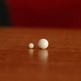 Zirconia balls