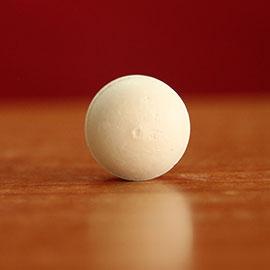 Steatite balls